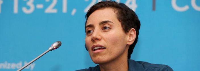 Maryam Mirzakhani, first woman to win the Fields Medal, dies.