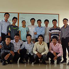 Picture for lecturing and mentoring