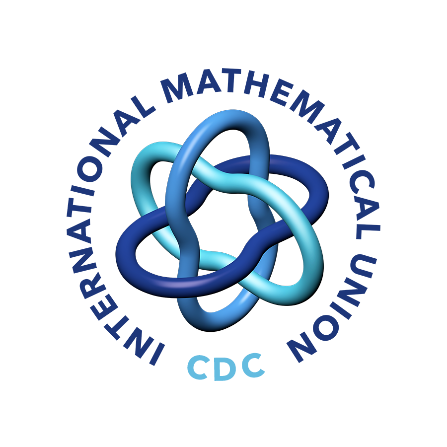 CDC logo with transparent background