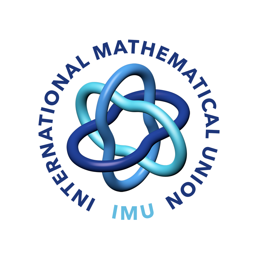 IMU logo lettered version with transparent background