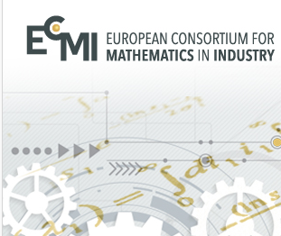 European Consortium for Mathematics in Industry Logo