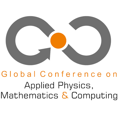Global Conference on Applied Physics, Mathematics and Computing
