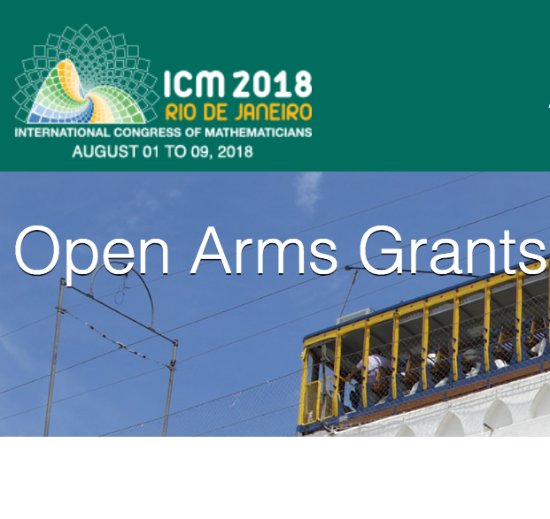 ICM Open Arms Logo