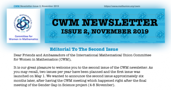 CWM Newsletter
